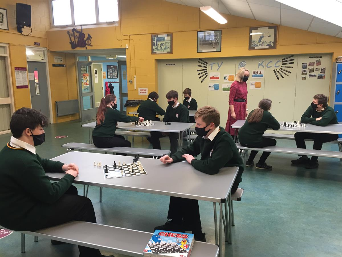 Book Club, Games Club & Chess Club